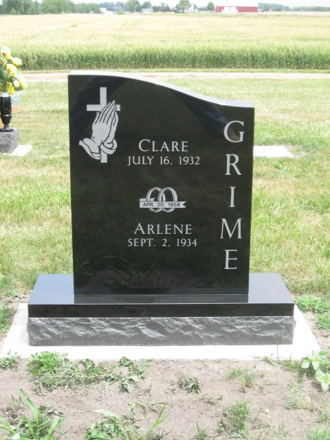 GrimeClare