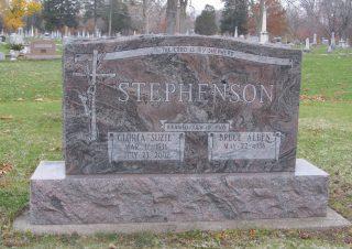 Stephenson